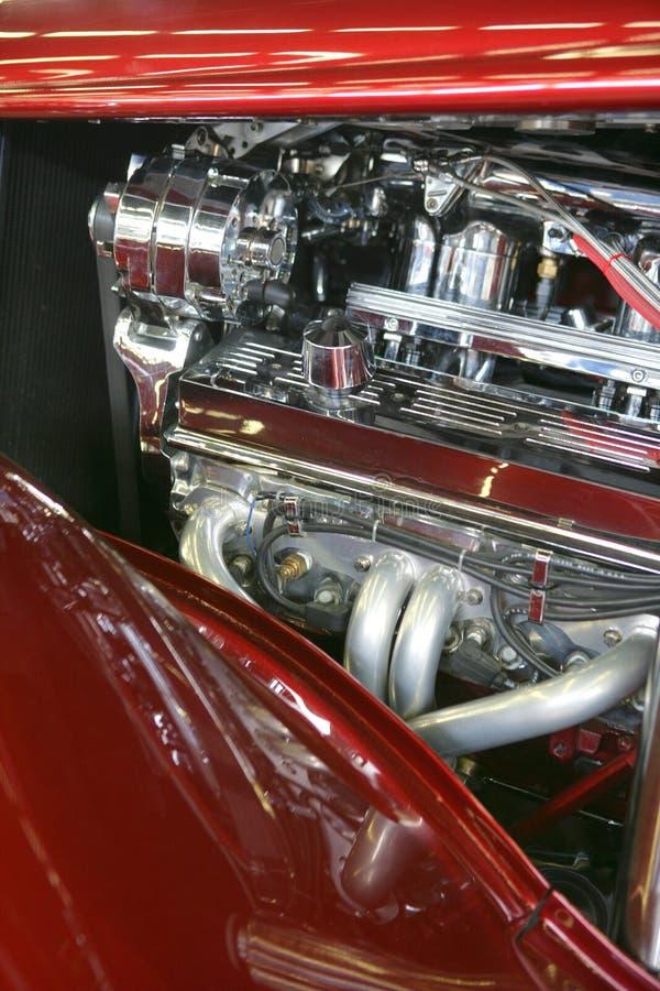 hot rod silnika zdjęcia royalty free