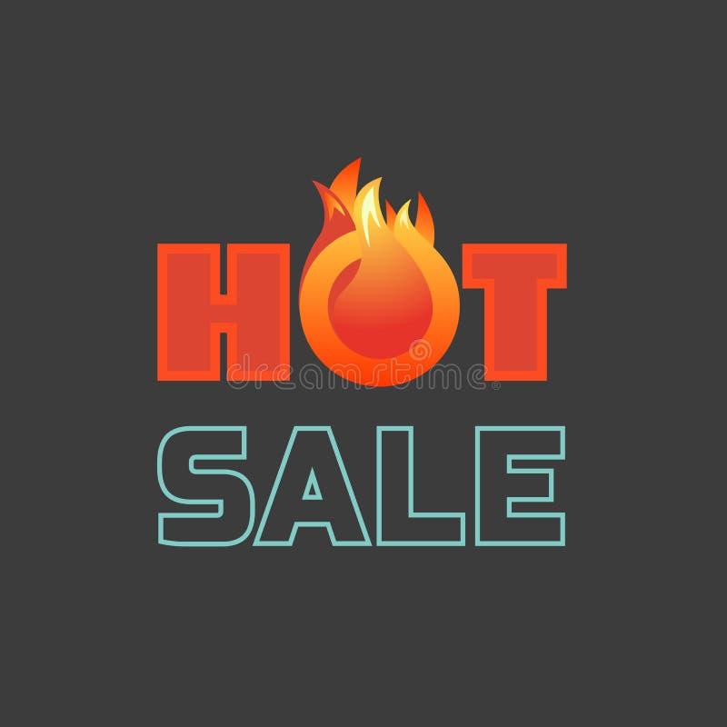 Hot sale price offer stock illustration