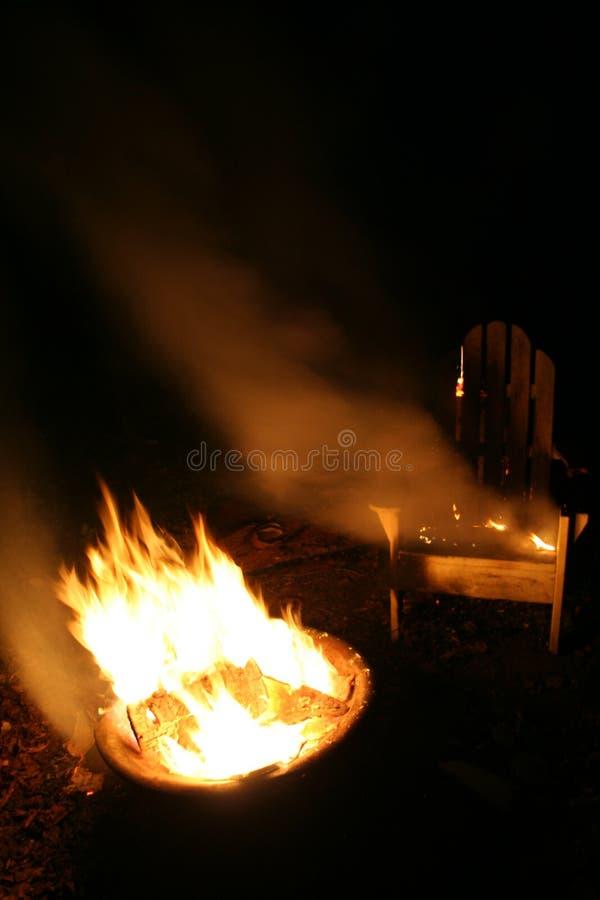 Hot seat! stock photo