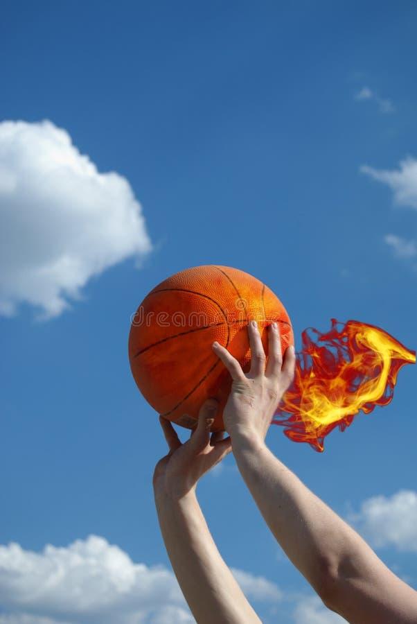 Hot shot vector illustration