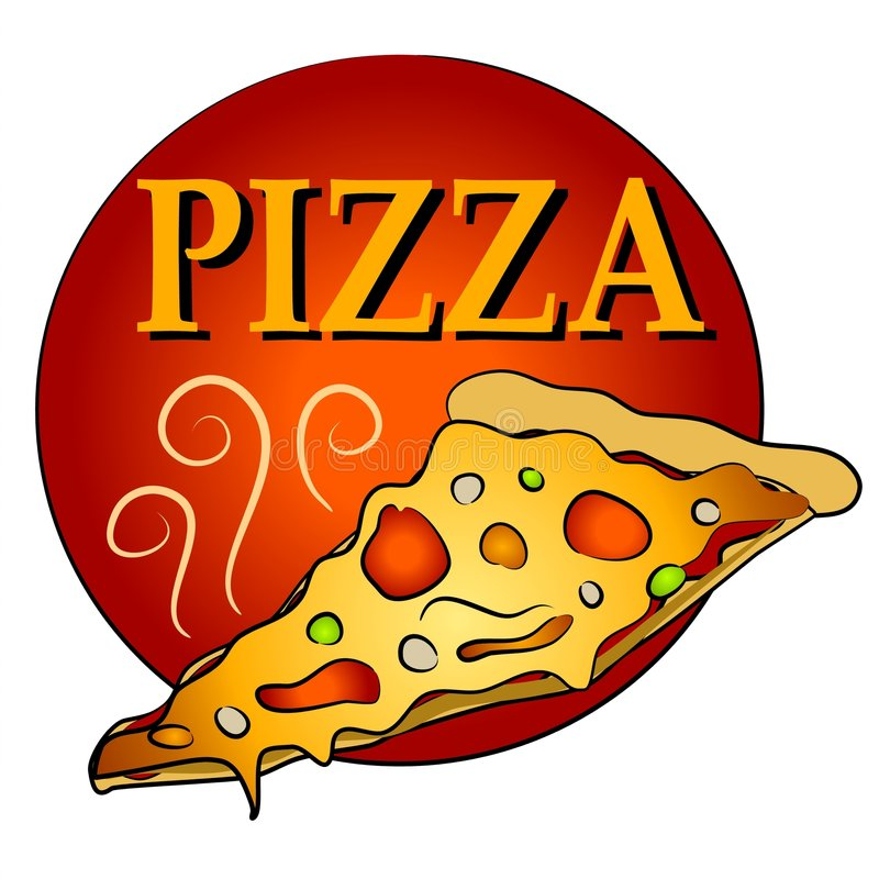Free Hot Slice Of Pizza Clipart Stock Image - 2759981