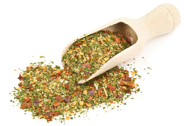 Hot spices royalty free stock image