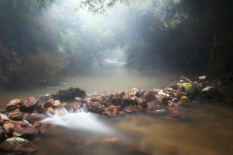 Download Hot Spring Royalty Free Stock Image - Image: 6023936