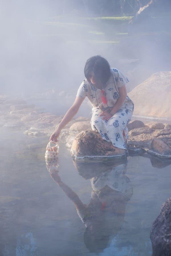 Hot Springs стоковые фотографии rf