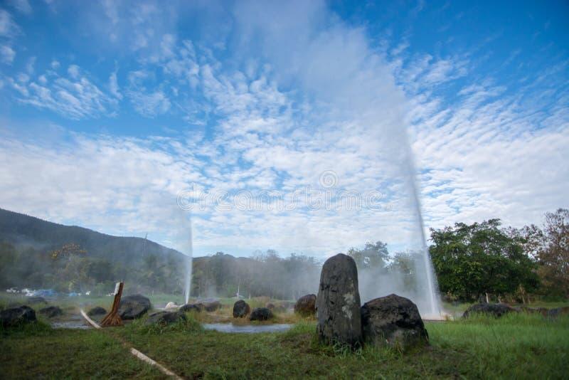 Hot Springs image libre de droits