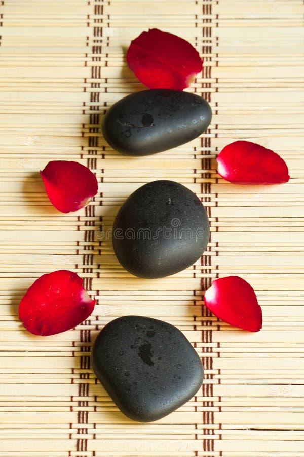 Free Hot Stone Massage Royalty Free Stock Photo - 18099085
