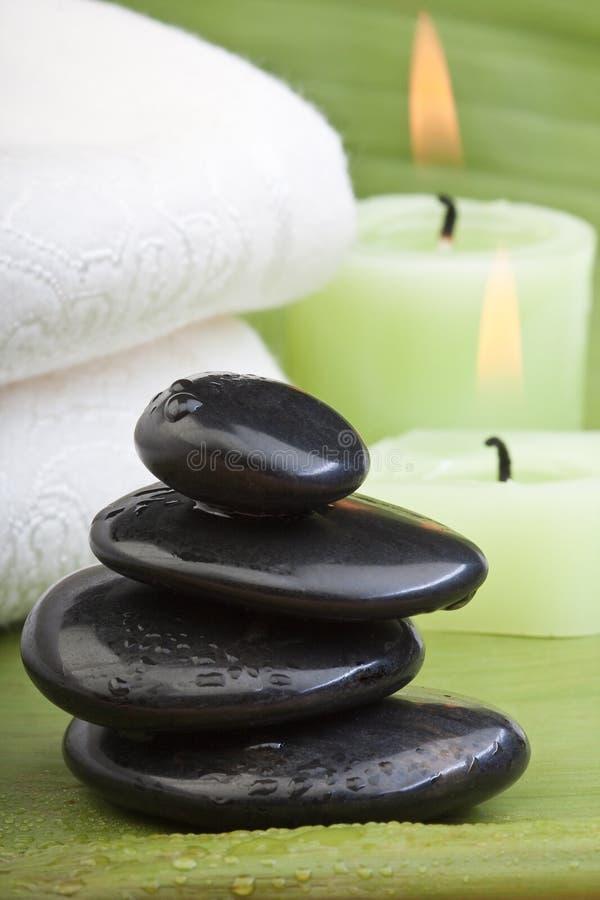 Free Hot Stone Treatment (2) Stock Photos - 14060263