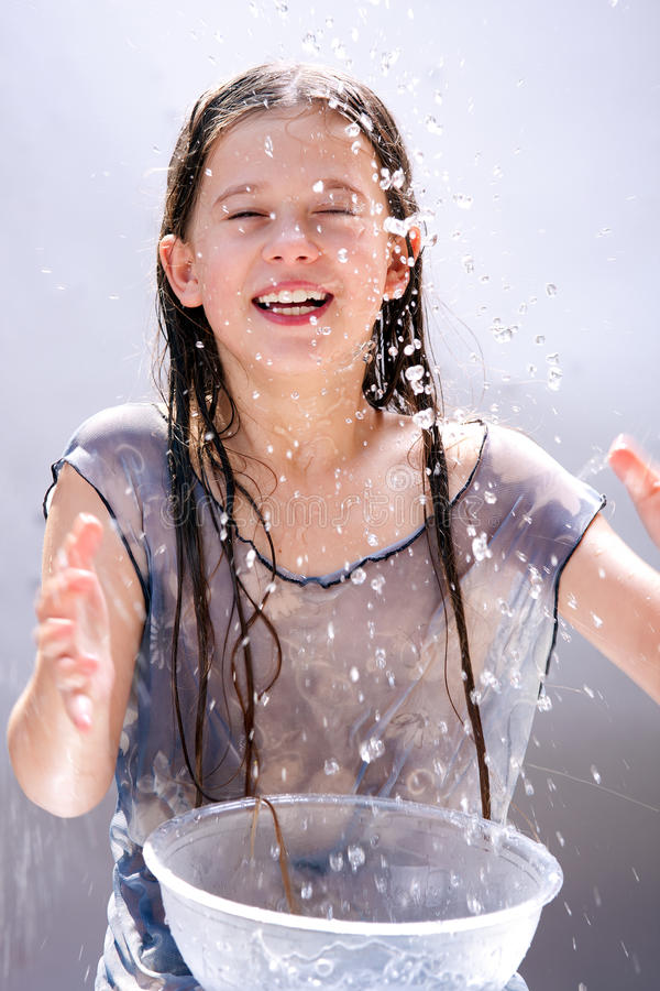 Hot summer stock images