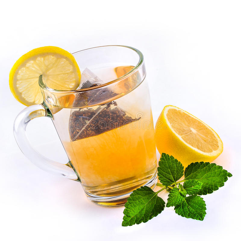 Hot Tea Stock Photography