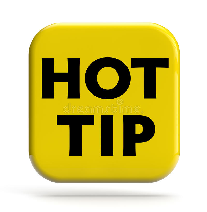 Download Hot Tip stock photo. Image of clipping, idea, isolated - 31622480