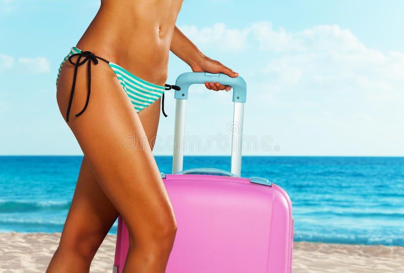 Download Hot vacations time stock image. Image of journey, pretty - 41852171