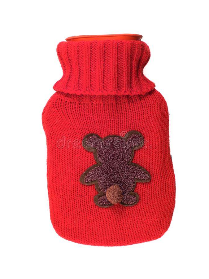 Download Hot Water Bottle stock photo. Image of warmth, illness - 25540510