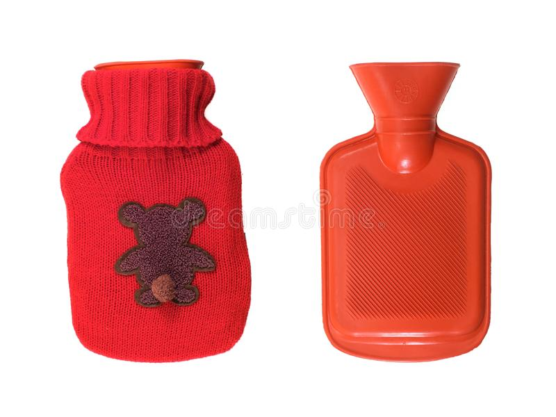 Download Hot Water Bottle stock image. Image of background, heat - 25540519