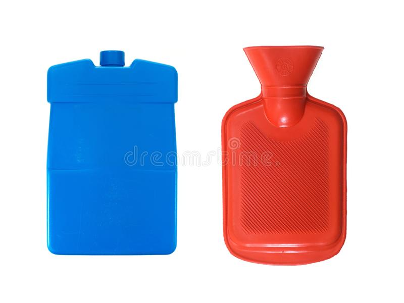 Download Hot Water Bottle stock photo. Image of background, tummy - 25540538