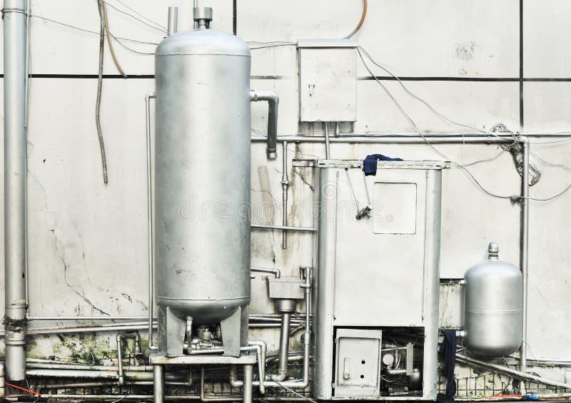 Download Hot water heater stock image. Image of industrial, outdoor - 25807037