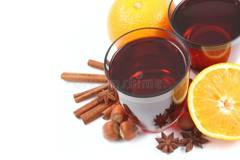 Download Hot wine stock image. Image of alcohol, foods, sticks - 3448687