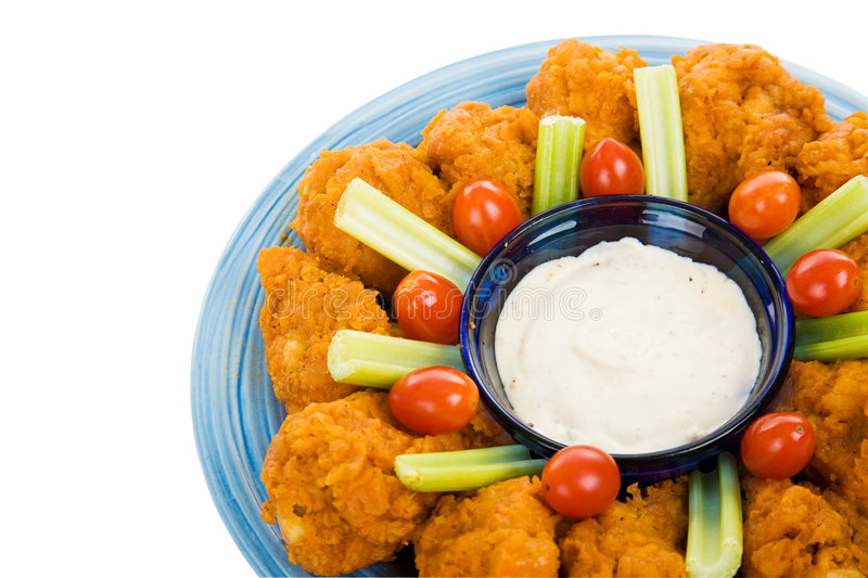 Download Hot Wings with Path stock image. Image of buffalo, nutritious - 6990207