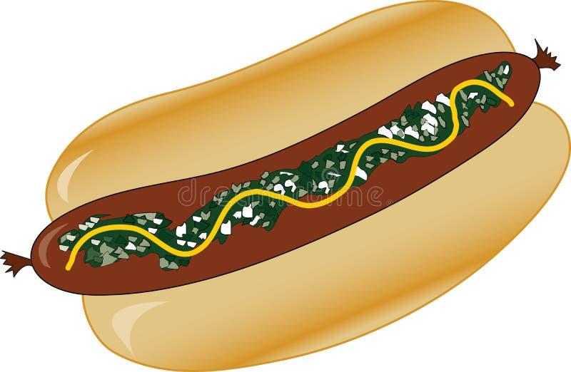 Download Hotdog Royalty Free Stock Photo - Image: 12223225