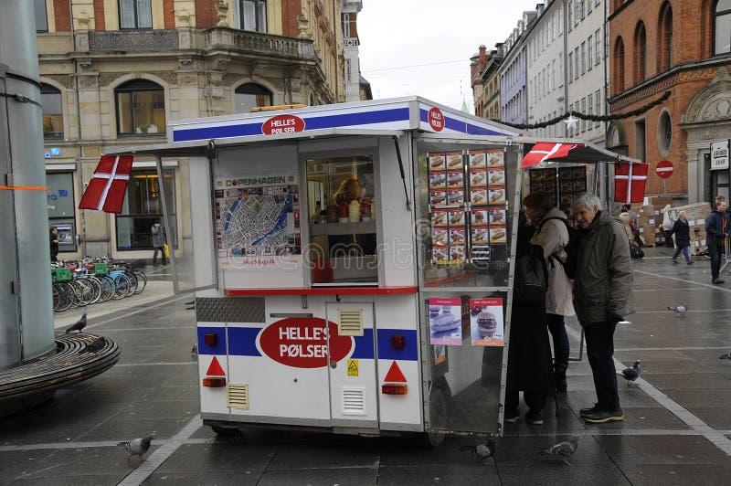 78da787b HOTDOG VAN_FAST FOOD HELLE`S POLSER Editorial Image - Image of ...
