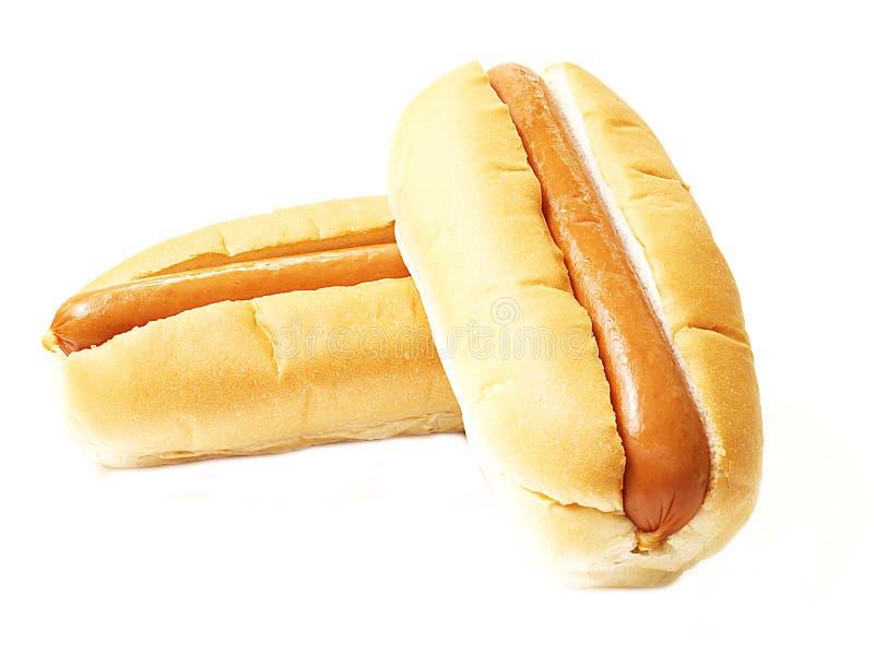 Hotdogs stock foto