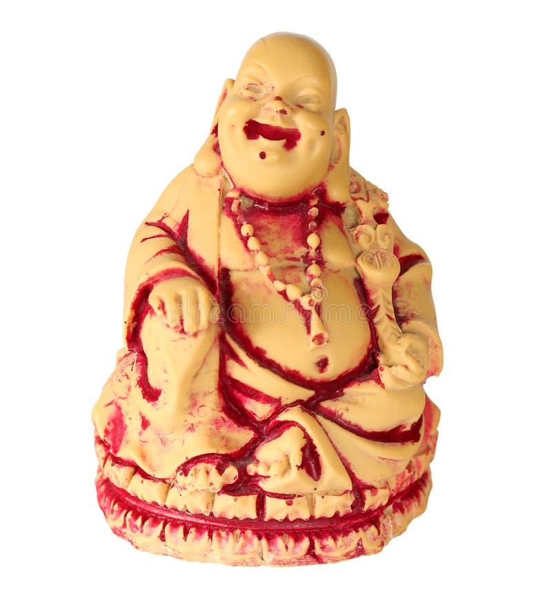 Hotei Buddha lizenzfreie stockbilder
