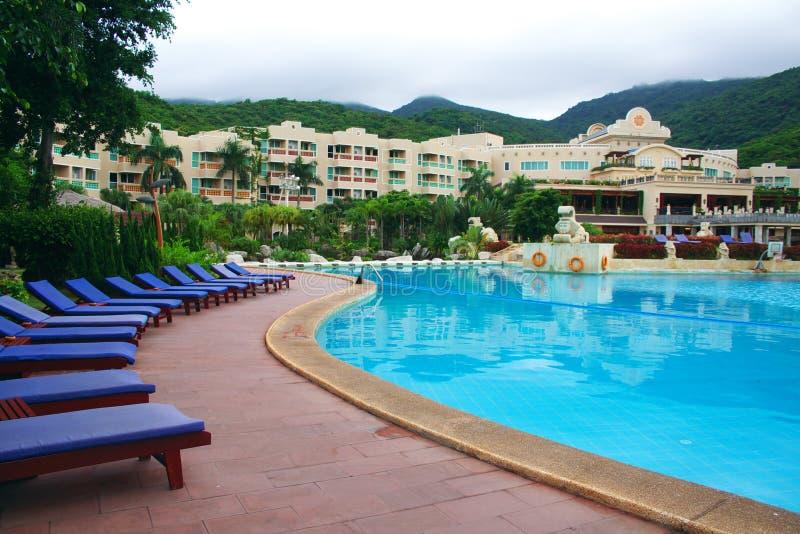 Hotel fotografie stock