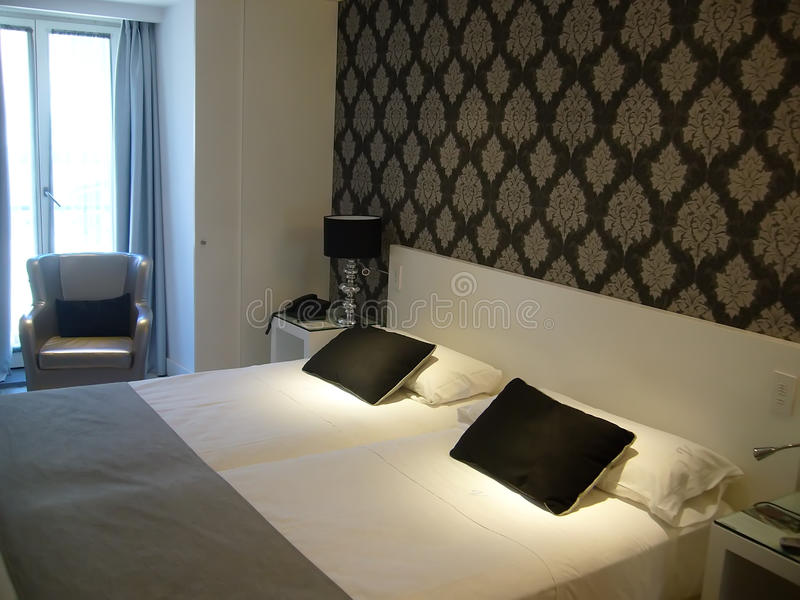 Hotel stockbild