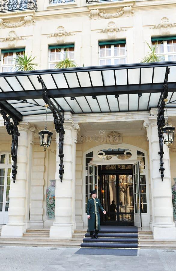 Download Hotel editorial stock photo. Image of europe, doorman - 19034153