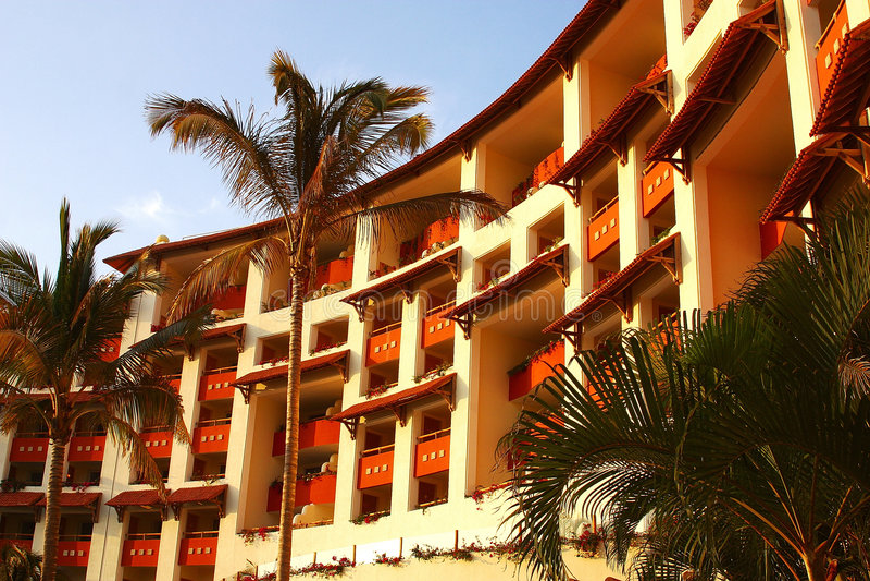 hotel zdjęcie royalty free
