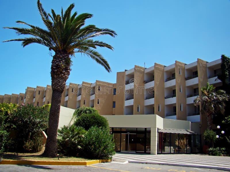Hotel imagem de stock