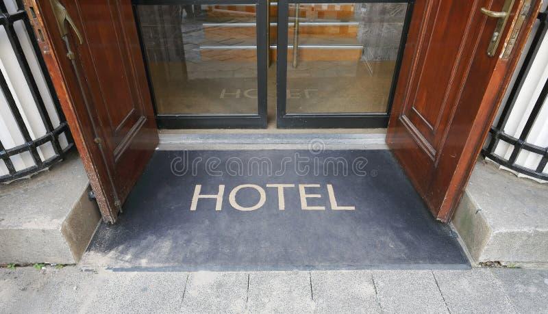 Download Hotel stock image. Image of wipe, walk, entrance, hotel - 25117581