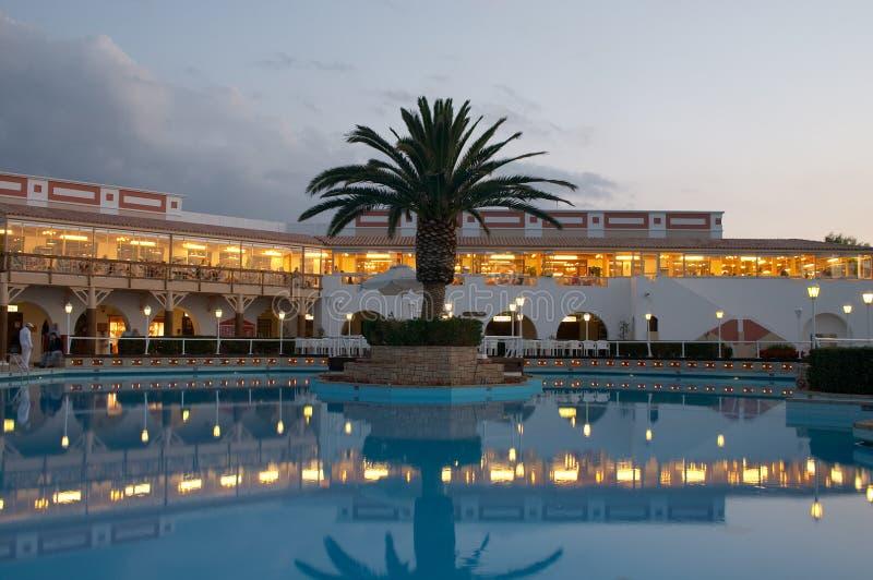 Hotel imagem de stock royalty free