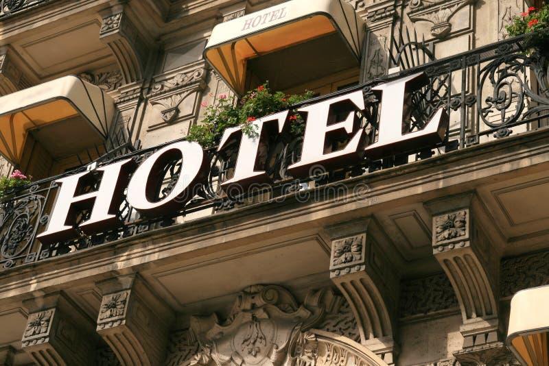 Hotel fotografie stock libere da diritti