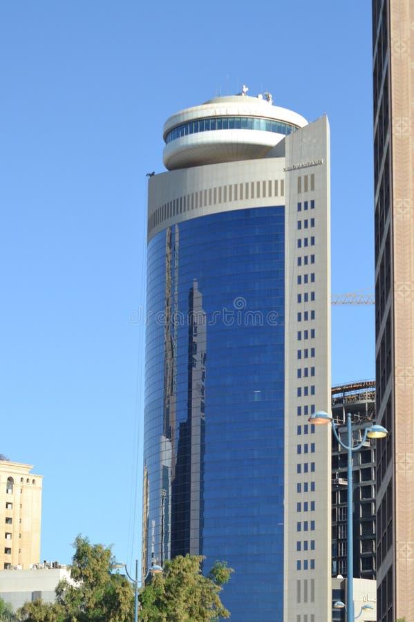 Hotel Abu Dhabi de Le Real Meridien fotografia de stock