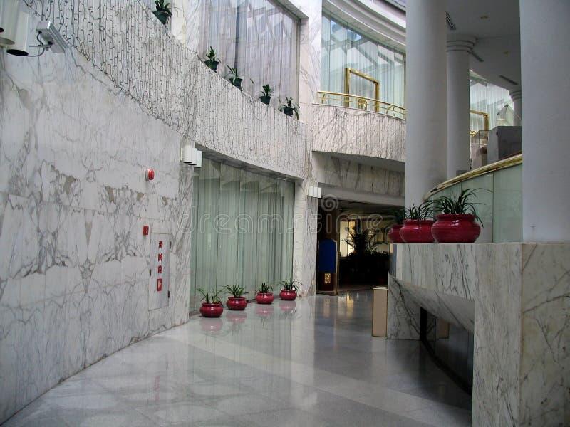 Hotel Agradável Imagens de Stock