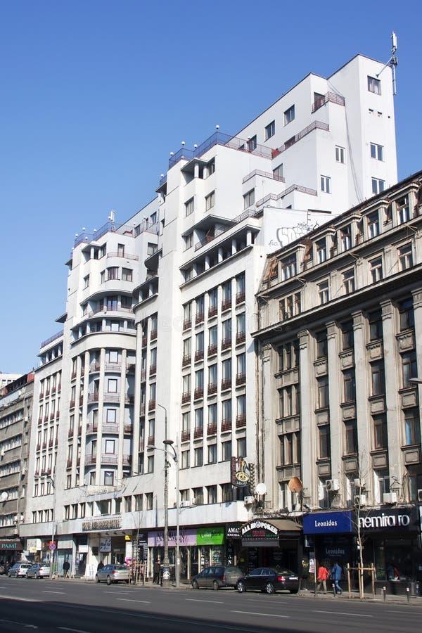 Hotel Ambasador imagem de stock royalty free
