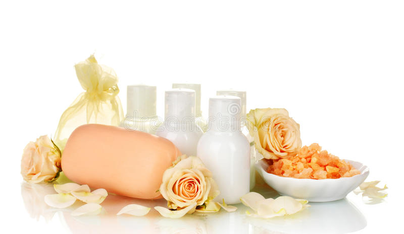 Download Hotel amenities kit stock image. Image of bottle, pamper - 23858649