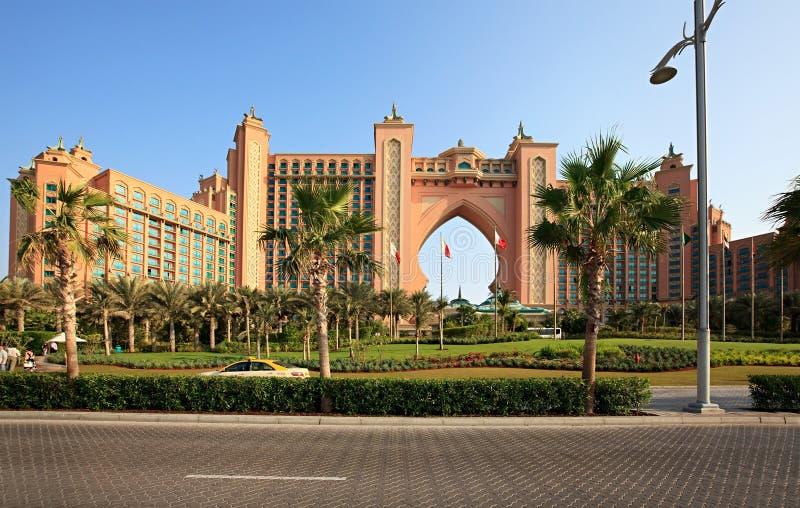 Download Hotel Atlantis. stock photo. Image of city, nature, island - 17525794