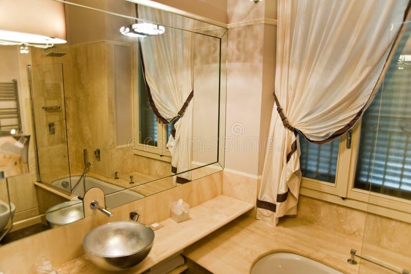 Download Hotel bathroom stock photo. Image of bathroom, florence - 15947560