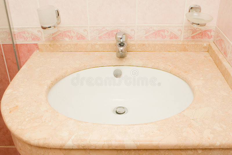 Download Hotel bathroom stock image. Image of spotless, bathroom - 5078091