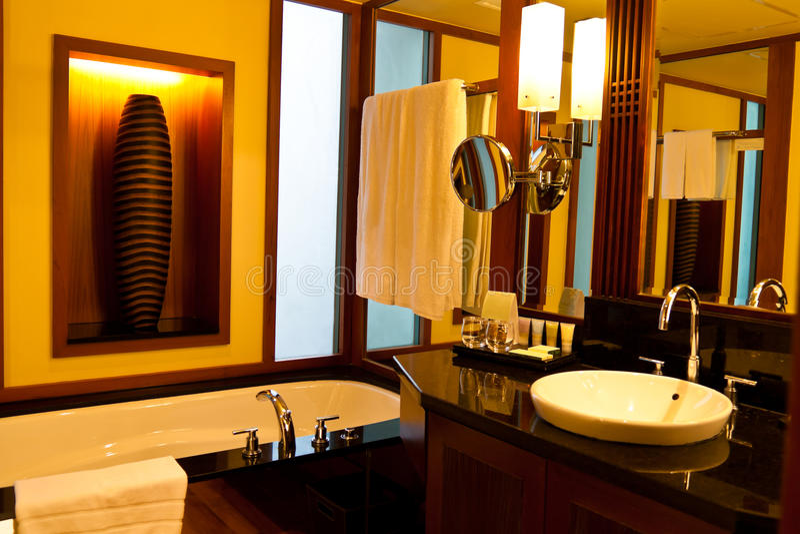 Download Bathroom interior stock image. Image of bathroom, bath - 29339843