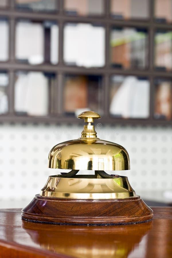Download Hotel bell stock image. Image of porter, desk, object - 13102275