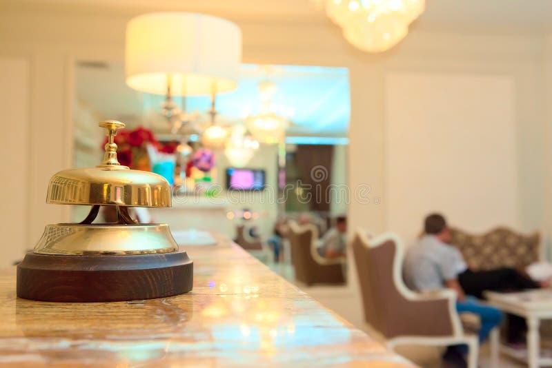 Hotel Bell foto de stock royalty free