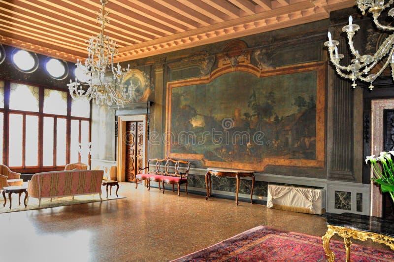 Hotel Ca' Sagredo - Grand Canal Rialto - Venezia Italia Venezia - terreni comunali creativi da gnuckx fotografia stock libera da diritti