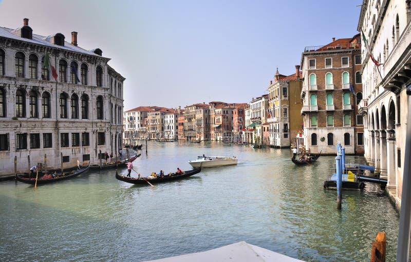 Hotel Ca' Sagredo - Grand Canal Rialto - Venezia Italia Venezia - terreni comunali creativi da gnuckx immagine stock libera da diritti