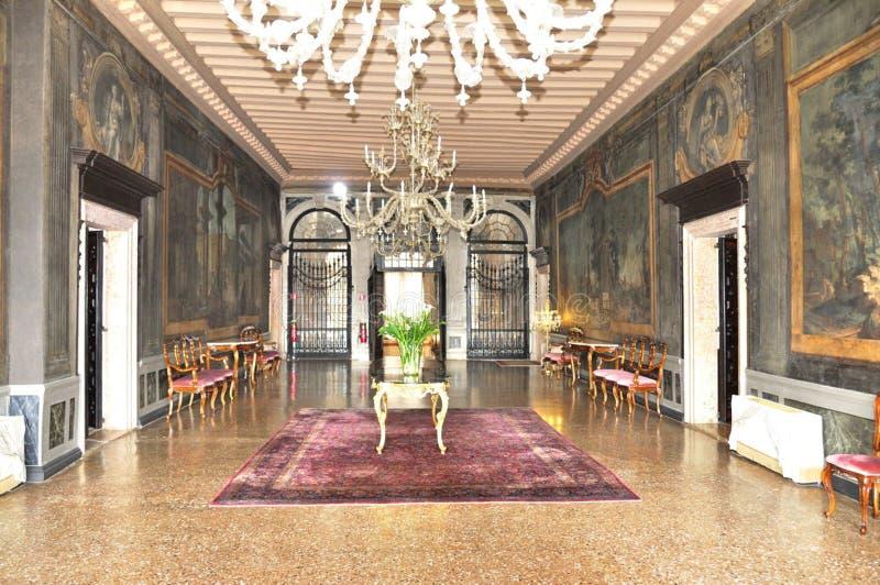 Hotel Ca' Sagredo - Grand Canal Rialto - Venezia Italia Venezia - terreni comunali creativi da gnuckx immagini stock
