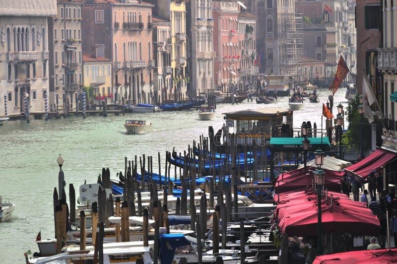 Hotel Ca' Sagredo - Grand Canal Rialto - Venezia Italia Venezia - terreni comunali creativi da gnuckx fotografie stock libere da diritti