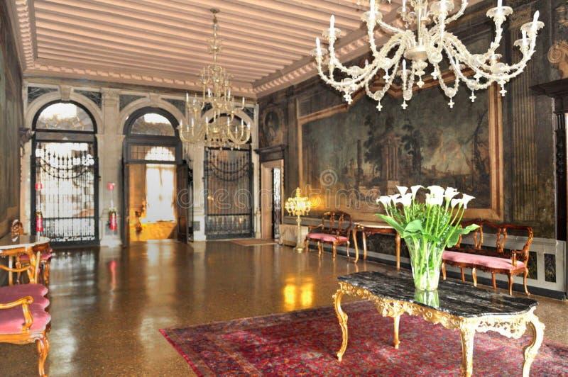 Hotel Ca' Sagredo - Grand Canal Rialto - Venezia Italia Venezia - terreni comunali creativi da gnuckx immagine stock