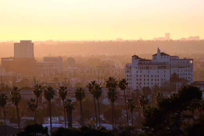 Hotel Califórnia imagem de stock