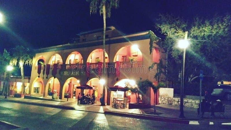 Hotel Califórnia fotos de stock